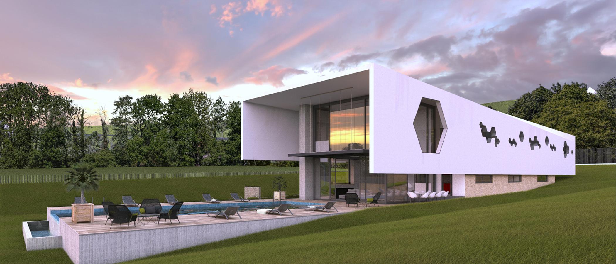 Wizualizacje architektoniczne i animacje | Artlantis